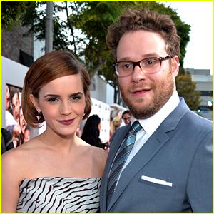 Seth Rogen Addresses an Emma Watson Rumor from 2013, Confirms Part of It Was True