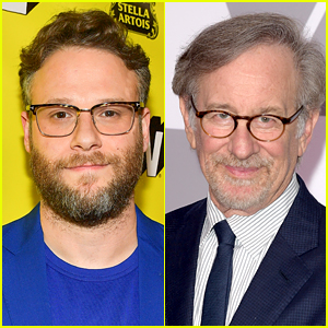 Seth Rogen to Play Steven Spielberg's Uncle in Movie About the Director's Childhood