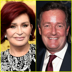 Sharon Osbourne Defends Piers Morgan: 'I Stand By You'
