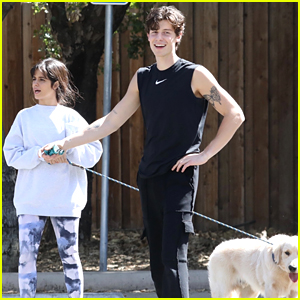 Shawn Mendes & Camila Cabello Enjoy the Warm L.A. Weather During a Friday Hike