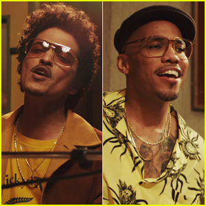 Bruno Mars & Anderson .Paak Drop First Song as Silk Sonic - Watch the 'Leave The Door Open' Video Now!