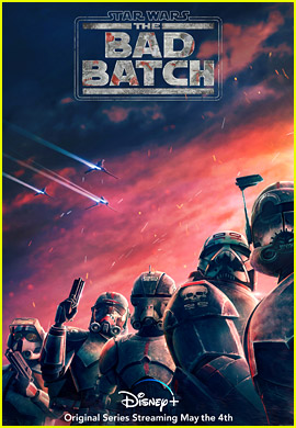 'Star Wars: The Bad Batch' Trailer Debuts - Watch Now!