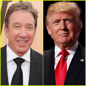 Tim Allen Reveals Why He Supported Donald Trump as President