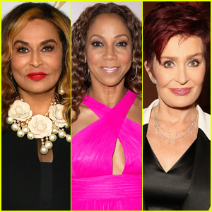 Tina Lawson Backs Holly Robinson Peete's Claims Against Sharon Osbourne, Says She Took Her 'White Privilege to The Max'