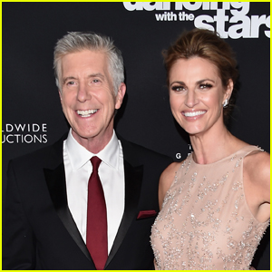 Tom Bergeron & Erin Andrews Reunite for Cocktails, 8 Months After 'DWTS' Exit