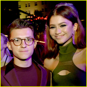 Tom Holland Says Zendaya Gave Him Some Advice After Coming Across As 'A Bit of A D-ck' to Fans