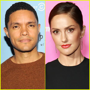 Who Is Trevor Noah Dating? Actress Minka Kelly Is His Girlfriend!