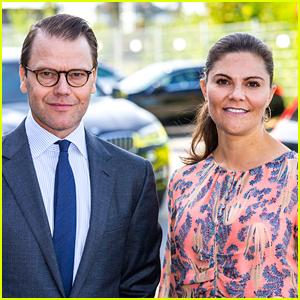 Sweden's Princess Victoria & Prince Daniel Are Positive For Coronavirus