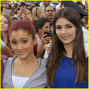Victoria Justice Speaks Out About Alleged Feud with Ariana Grande