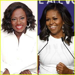 Viola Davis Says It Was 'Temporary Insanity' That She Said Yes To Michelle Obama Role in 'The First Lady'