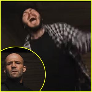 Jason Statham Hunts Down Post Malone in 'Wrath of Man' Trailer - Watch!