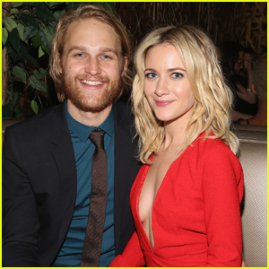 Wyatt Russell & Meredith Hagner Welcome Their First Child!