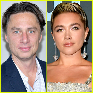 Zach Braff Photographed with Ring on That Finger, Fuels Florence Pugh Marriage Speculation