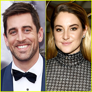 Shailene Woodley Calls Fiance Aaron Rodgers 'So Sexy' in Their First Instagram Post Together