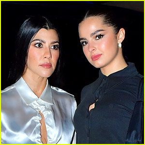 Kim Kardashian Asks Addison Rae If She's Hooking Up with Kourtney Kardashian