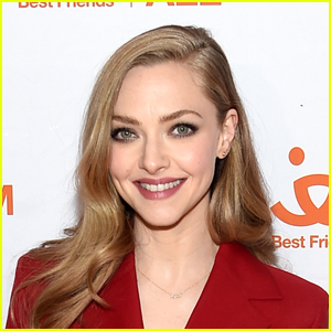 Amanda Seyfried Hid Her Pregnancy While Filming 'Mank'