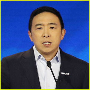 Andrew Yang Gets Emotional When Defending His Decision to Rehome His Dog