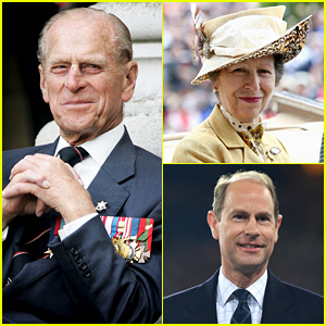 Prince Philip's Children Princess Anne & Prince Edward Speak On Their Father's Legacy Following His Death