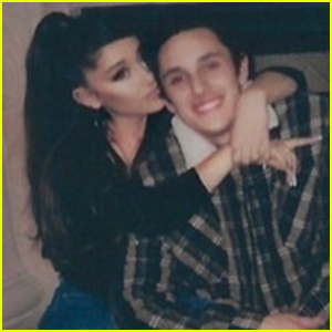 Ariana Grande Calls Fiance Dalton Gomez 'My Heart' While Sharing Cute Photos of the Couple!