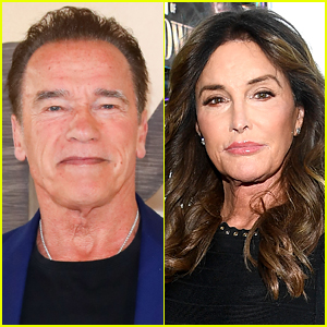Arnold Schwarzenegger Shares His Thoughts on Caitlyn Jenner's Chances of Winning Governor of California
