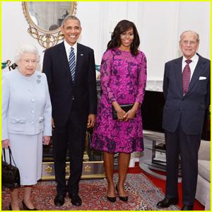 Former President Obama Writes Heartfelt Tribute After Prince Philip's Death