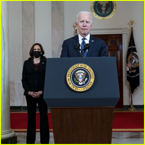 President Biden & Vice President Harris Address the Nation After George Floyd Murder Trial
