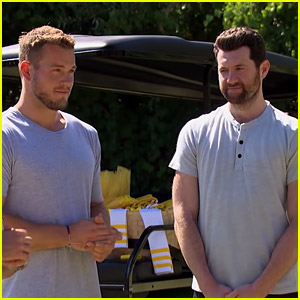 A Clip of Billy Eichner & Colton Underwood Is Going Viral After He Came Out
