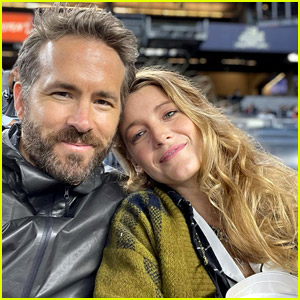 Blake Lively & Ryan Reynolds Share Photos from Date Night at Yankees Game