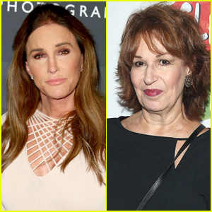 Caitlyn Jenner Reacts to Being Misgendered by Joy Behar on 'The View'