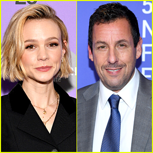 Carey Mulligan Will Join Adam Sandler in 'Spaceman' Movie for Netflix