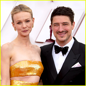 Carey Mulligan's Husband Marcus Mumford Took Home a Souvenir from Oscars 2021!
