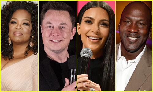 These 18 Celebrities Are Billionaires