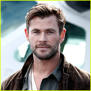 Chris Hemsworth Offers Theory About Why He's Not Labeled a 'Serious Actor'