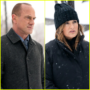 Here's How Christopher Meloni Describes Stabler & Benson's Reunion On 'Law & Order'