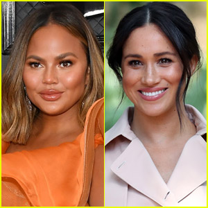Chrissy Teigen & Meghan Markle Became Friends After Bonding Over This Shared Experience