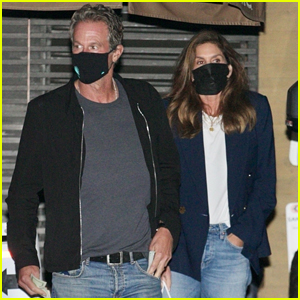 Cindy Crawford & Rande Gerber Couple Up for Date Night in Malibu