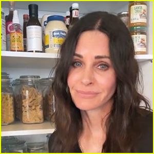 Courteney Cox Channels Monica Geller in Hilarious Instagram Video