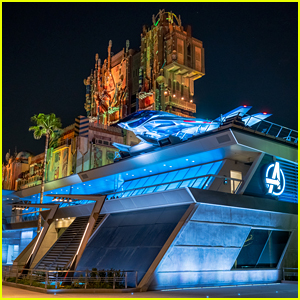 Disneyland Announces Opening Date for Avengers Campus, Including New 'Spider-Man' Ride!