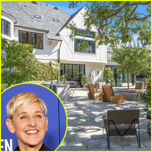 Look Inside Ellen DeGeneres' Beverly Hills Mansion, Just Sold for $47 Million!