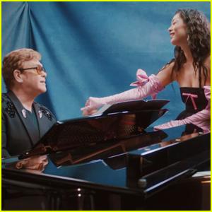 Elton John Joins Rina Sawayama for 'Chosen Family,' a Moving Ode to Her LGBTQ Family