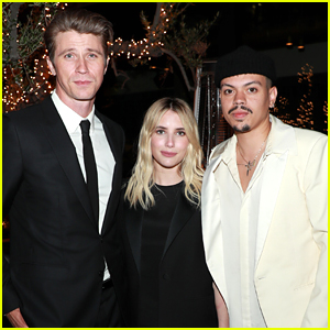 Emma Roberts & Garrett Hedlund Have a Date Night Out at Andra Day's Oscars After Party