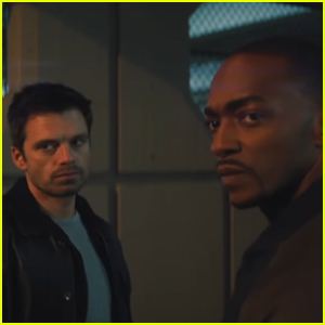 Sam & Bucky Take on John Walker in the New Trailer for 'Falcon And The Winter Soldier' - Watch Here!