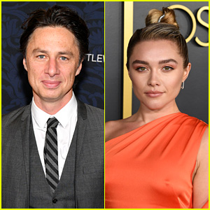Florence Pugh Revealed Her Funny Nickname for Zach Braff While Celebrating His 46th Birthday