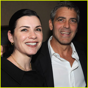 George Clooney & Julianna Margulies Share Their Concerns About Potential 'ER' Revival
