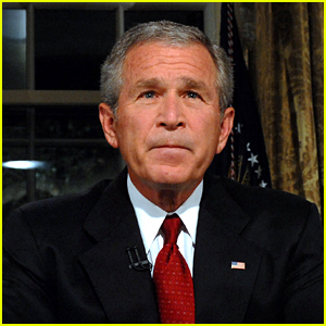George W. Bush Finally Reveals Who He Voted for in 2020 Election (It Wasn't Biden OR Trump)