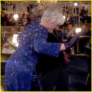 Glenn Close Reveals the Truth About Her Viral 'Da Butt' Moment at Oscars 2021