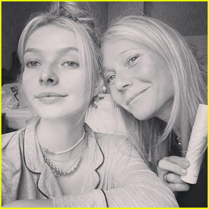 Gwyneth Paltrow's Daughter Apple Trolls Her Mom's Morning Routine