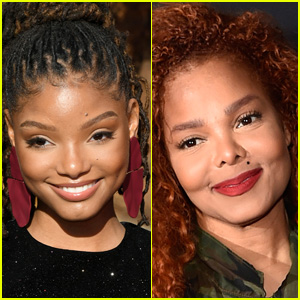 Halle Bailey Wishes This Janet Jackson April Fool's Day Prank Was Real!