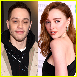 Here's How Pete Davidson Is Winning Over Phoebe Dynevor While Dating Long Distance