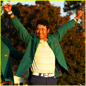 Hideki Matsuyama Wins & Makes History At Masters 2021 Tournament